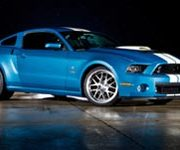 2013 Shelby GT500 Tribute Mustang