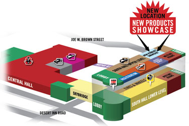 sema show new products