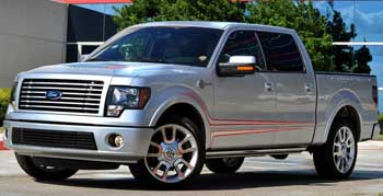 One aftermarket trend / automotive trend in 2013 is trucks and SUVs are up from 2012