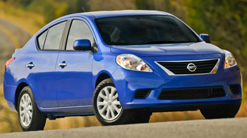 Automotive trend / aftermarket trend: small compact cars are up from 2012