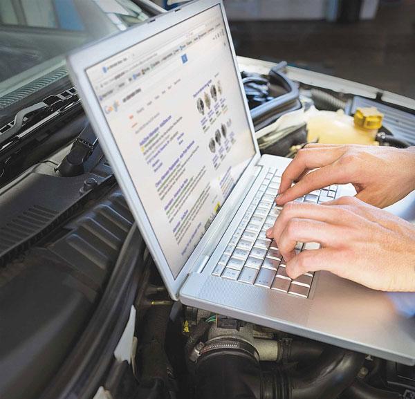 auto parts seo services