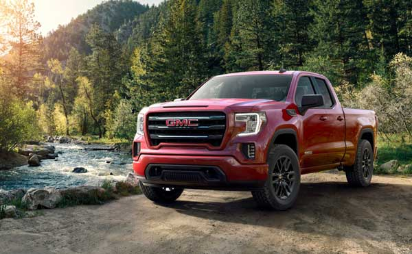 GMC Sierra truck owner demographics