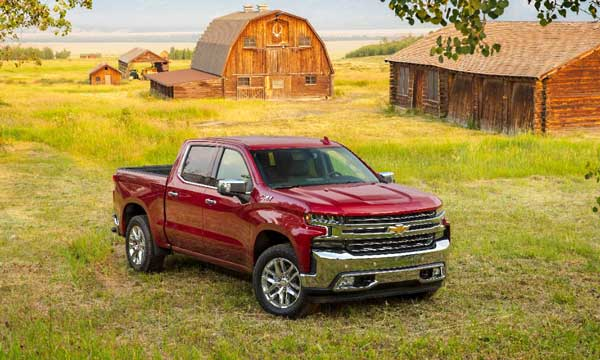 Chevy Silverado owner demographics