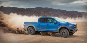 Ford F-Series pickups, the most popular trucks in America