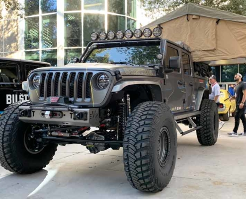 Jeep Gladiator pickup is becoming popular