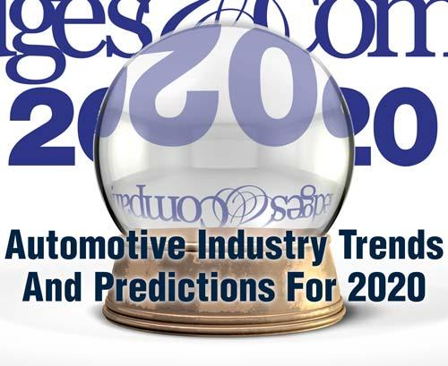 future of automotive 2020